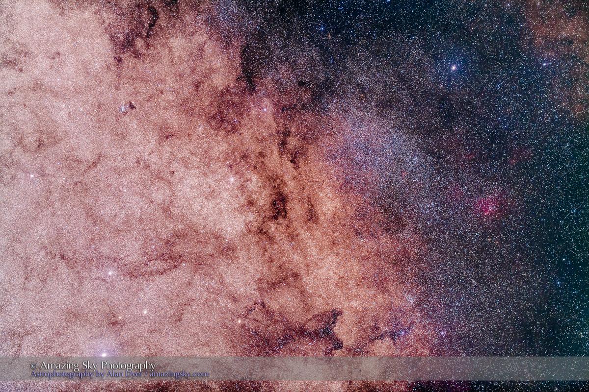 Centre of the Galaxy Area