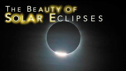 Beauty of Solar Eclipses Title