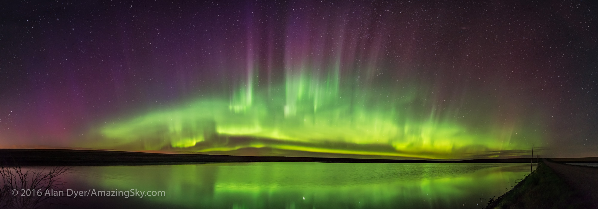Arc of the Northern Lights