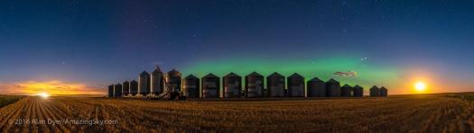 Harvest Moon Aurora