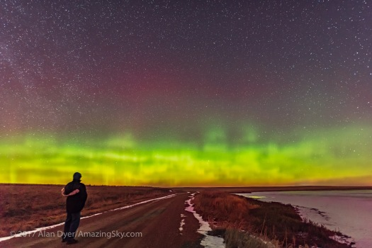 Aurora Self-Portrait (March 2 2017)