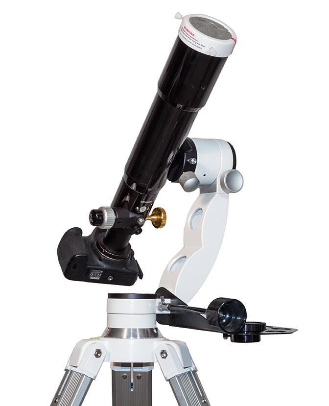 PRACTICE2-Voyager Alt-Az Mount
