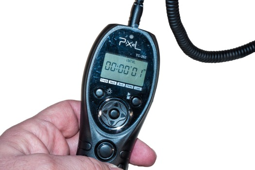 TIP4-Pixel Intervalometer CU