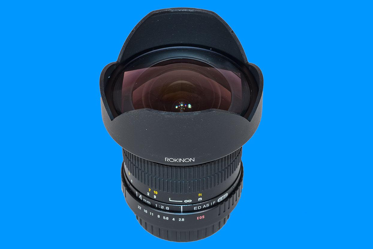 Samyang 14mm Lens