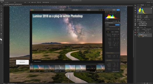 28-Luminar as Plug-In