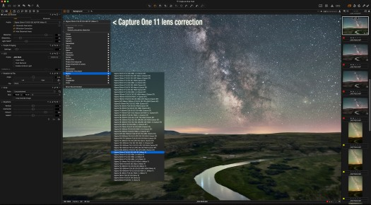 8B-Capture One Lens Correction