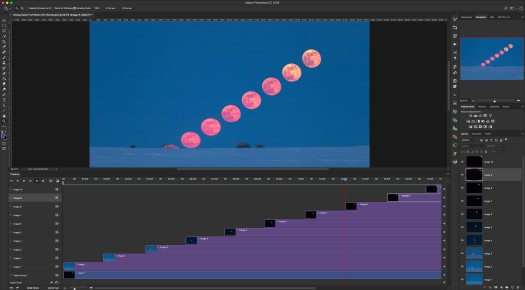 Rising Moon Movie Composite Screenshot