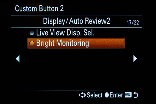Sony-Bright Monitoring