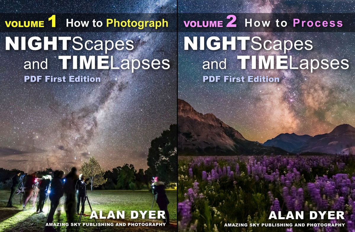 """Nightscapes & Time-Lapses"" Goes Universal!"