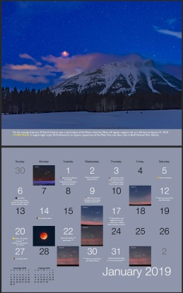 Calendar - January