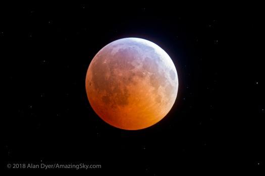 Total Lunar Eclipse (December 20/21, 2010)