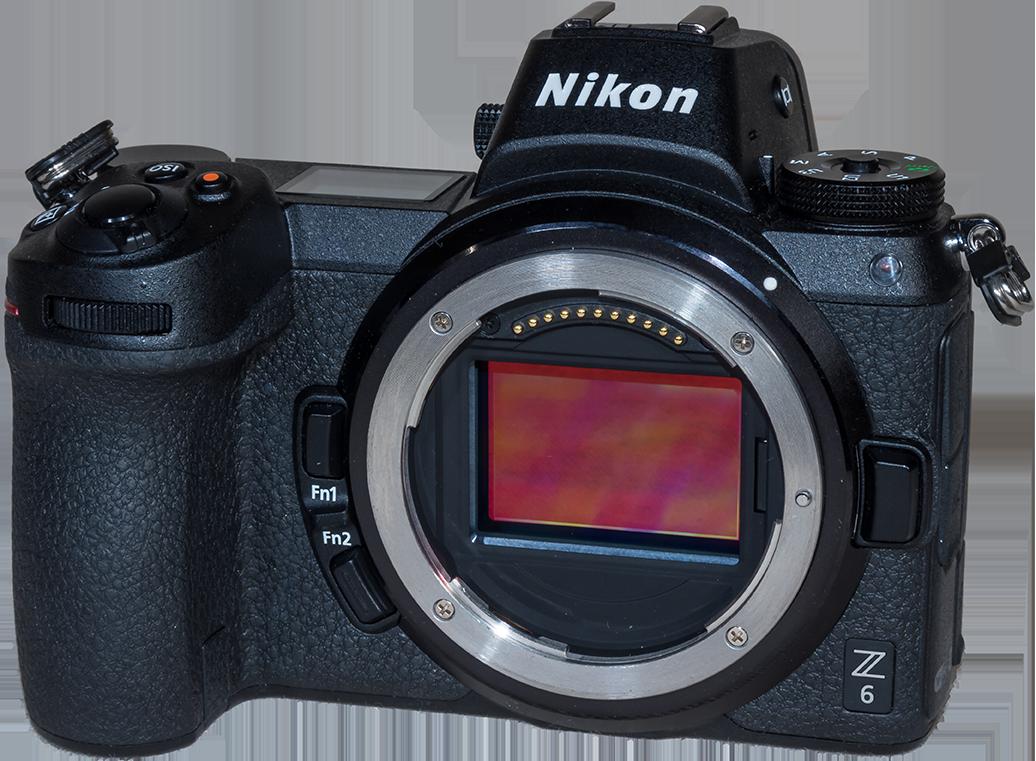 Nikon Front View copy