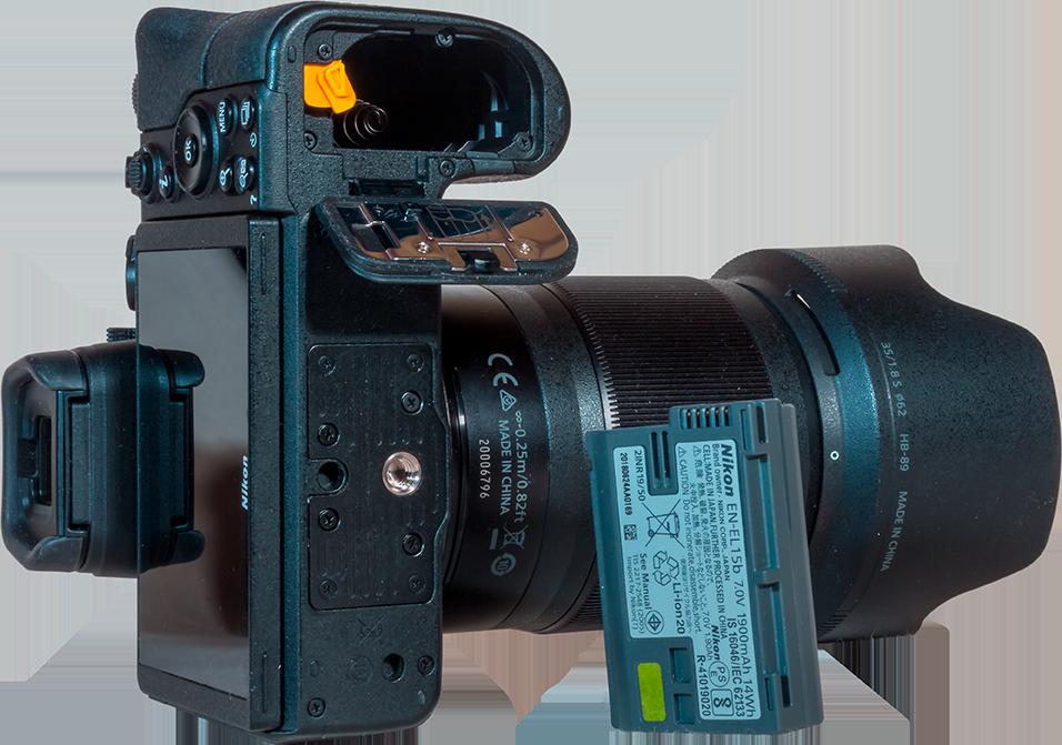 Nikon Z6 Battery copy