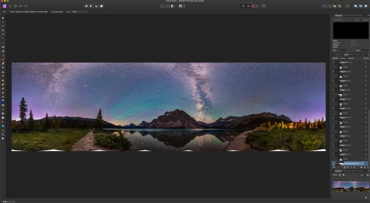 Affinity Photo Layers