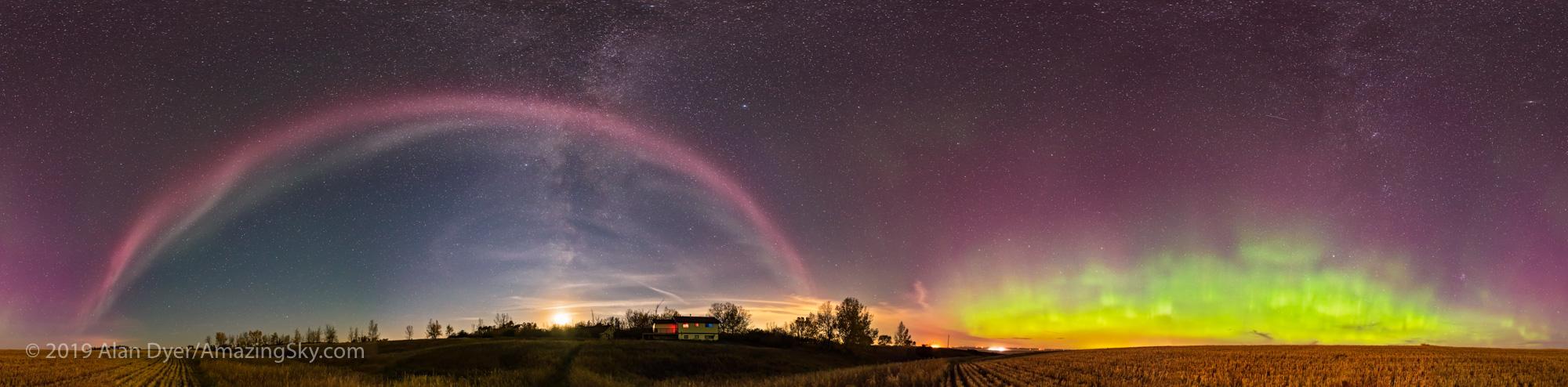 """Steve,"" the Strange Auroral Arc"