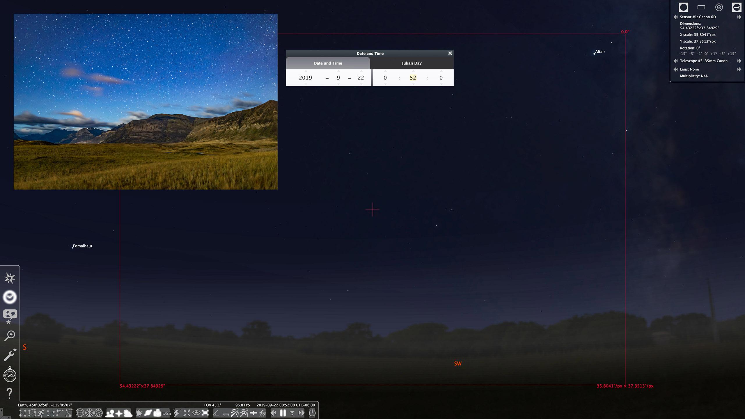 8D-Stellarium End
