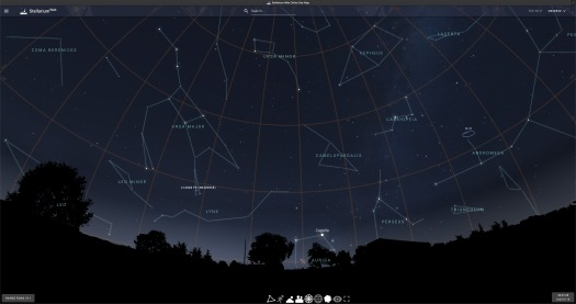 Stellarium Web